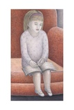 Wee Reader, 2005 Giclee Print by Ruth Addinall