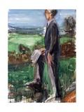 Grandpa, 2005 Giclee Print by Daniel Clarke