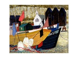 Eric Hains - Hastings Remembered - Giclee Baskı