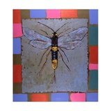 Giant Horntail, 1996 Giclee Print by Peter Wilson