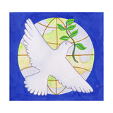 Dove of Peace, 2005 Giclee Print by Tony Todd
