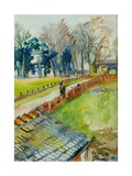 Coming Home from Work, 1982 Giclee Print by Brenda Brin Booker