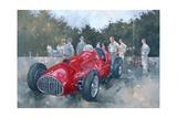 1951 Ferrari Giclee Print by Peter Miller