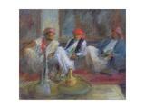 Yemenis, 1999 Giclee Print by Karen Armitage