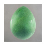Big Jade Egg Giclee Print by Lincoln Seligman