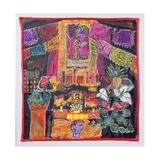 Frida Kahlo (1910-54) Shrine, 2005 Impression giclée par Hilary Simon