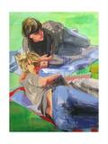 Rainbow, 2008 Giclee Print by Daniel Clarke