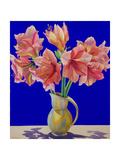 Amaryllis in a Jug, 2007 Giclee Print by Christopher Ryland