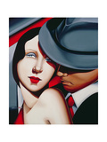 Adam and Eve, Gangster Study Giclee Print by Catherine Abel