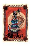 Mama Africa, 2003 Giclee Print by Oglafa Ebitari Perrin