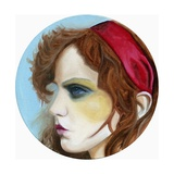 Vogue Rococo, 2008 Giclee Print by Cathy Lomax