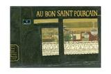 Au Bon Saint Pourcain, 2006 Giclee Print by Delphine D. Garcia