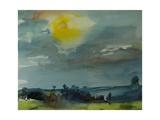 Rain in the Air, 1981 Giclee Print by Brenda Brin Booker