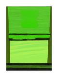 Kensington Gardens Series: Green on Green Giclee Print by Izabella Godlewska de Aranda