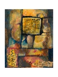 Ancient Scripts Giclee Print by Margaret Coxall