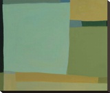Loretta's View 4 Stretched Canvas Print by Tamar Zinn