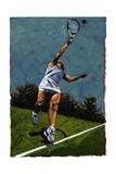 Sportswoman, 2009 Giclee Print by Sara Hayward