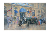 Christmas at the Ritz Giclee Print by Peter Miller