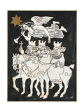The Three Kings, C. 1975 Giclee Print by Alexander Goudie