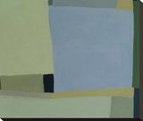 Loretta's View 6 Stretched Canvas Print by Tamar Zinn