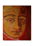 Mozart, from 'Mozart the Symphonist' Giclee Print by Annick Gaillard