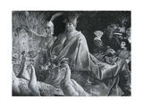 Herod's Entrance, C.1990 Giclee Print by Alexander Goudie