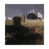 Breton Funeral, C.2000 Giclee Print by Alexander Goudie