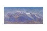 The Volcano, 2003 Giclee Print by Pedro Diego Alvarado
