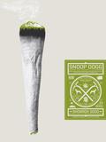 Snoop Dogg aka Snoop Lion Sérigraphie par Mike Klay