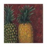 Pineapples, 1999 Giclee Print by Pedro Diego Alvarado