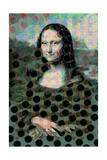 Mona Lisa Giclee Print by Scott J. Davis