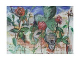 The Rose Tree Giclee Print by Daniel Clarke