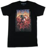 Doom - Cover T-skjorte