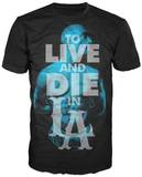 Tupac - To Live and Die in LA T-shirts