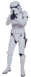 Star Wars - Storm Trooper (scale 1) Vinilo decorativo