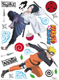 Naruto Shippuden - Characters 2 Muursticker
