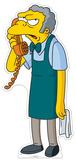 Moe the Bartender Lifesize Standup Papfigurer