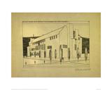 House for an Art Lover p5 Giclée-Druck von Charles Rennie Mackintosh