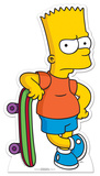 Bart Simpson Lifesize Standup Papfigurer