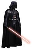 Star Wars - Dark Vador (scale 1) Muursticker
