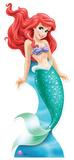 Ariel - 2013 Lifesize Standup Figura de cartón