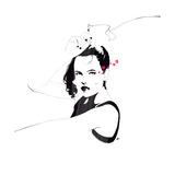 Cigarette Poster af Manuel Rebollo