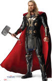 Thor 2 - The Dark World (Chris Hemsworth) Lifesize Standup Poster Stand Up
