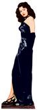 Ava Gardner Lifesize Standup Silhouettes découpées en carton