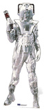 Classic Cyberman - Earth Shock Style - Doctor Who Lifesize Standup Silhouettes découpées en carton