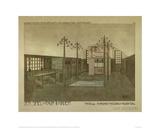 Design for a Nursery Giclée-Druck von Charles Rennie Mackintosh