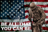 Be All You Can Be Soldier Poster Prints