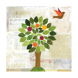 Fruit Tree Giclee Print by Lorena Siminovich