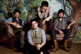 Mumford and Sons Group Music Poster Posters