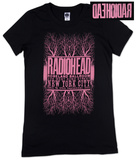 Juniors: Radiohead - Roseland T-Shirt